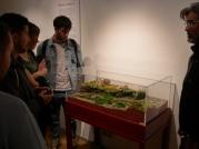 Exposición de anfibios y reptiles ibéricos